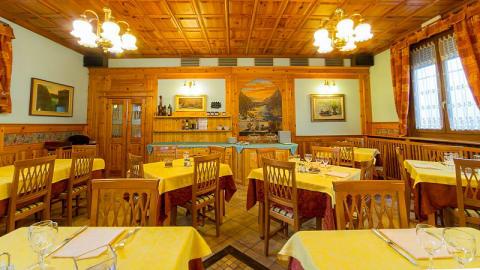 Hotel Franca & Trattoria San Sebastiano, Tovo di Sant'Agata