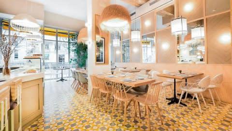 Sushita Café - Alberto Aguilera, Madrid