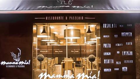 Mamma Mia Ristorante & Pizzeria, Porto