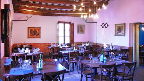 La Pizzería de L'Hort, Cabrils