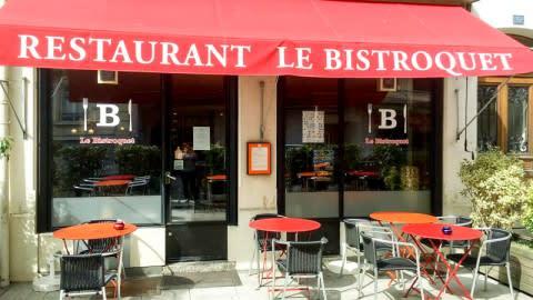 Le Bistroquet, Genève