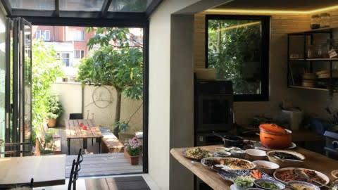 Simone's Kitchen - Good Food Institute, Antwerp