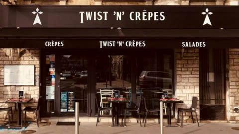 Twist 'N' Crêpes, Talence