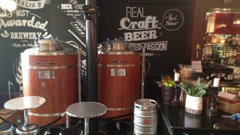 Redoak Boutique Beer Cafe, Sydney