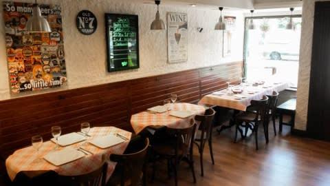 Jack's Tavern, Madrid