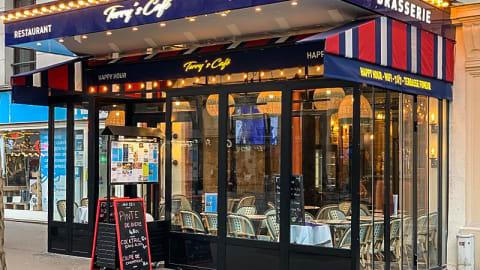 Terry's Café, Paris