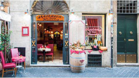 Hostaria de' Pastini, Rome