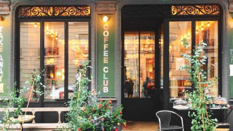 Coffee Club, Paris