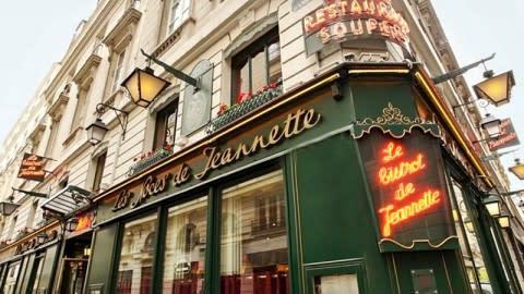 Les Noces de Jeannette, Paris