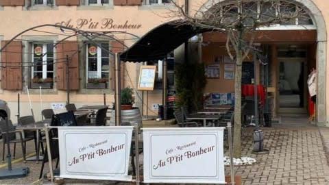 Au p'tit bonheur, Cheseaux-sur-Lausanne