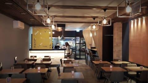 Chapter One Restaurant, Amsterdam