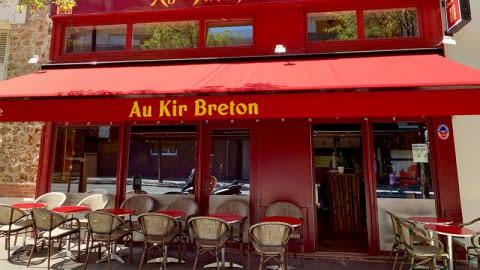 Au Kir Breton, Paris