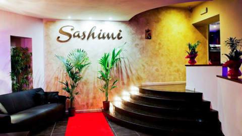 Sashimi, Turin
