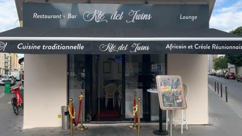 Kfé del twins, Paris