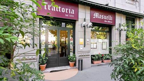 Trattoria Masuelli San Marco, Milan