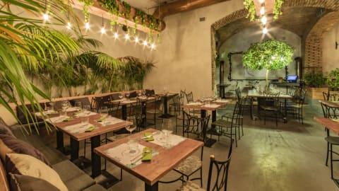 Clorofilla Cucina & Distillati, Rome