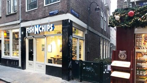 Fish n Chips, Amsterdam