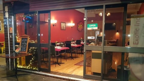 Exotic Indian Curries, Summer Hill
