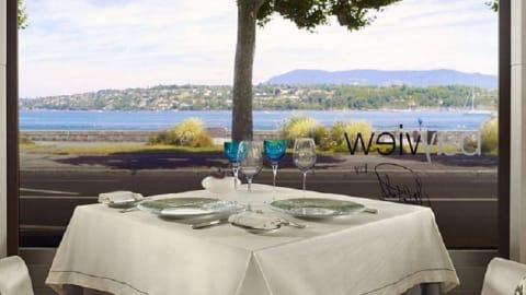 Le Bayview by Michel Roth - Hôtel Président Wilson, Genève