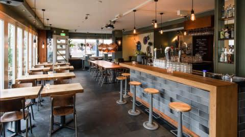 Cafe Nassau, Amsterdam
