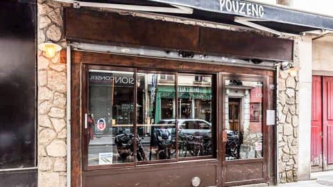 Pouzenc, Paris
