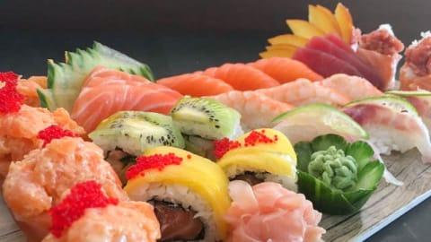Bel Ponto Restaurante e Sushi Bar, Cascais