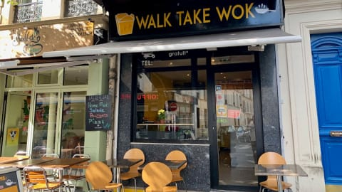 Walk Take Wok, Paris