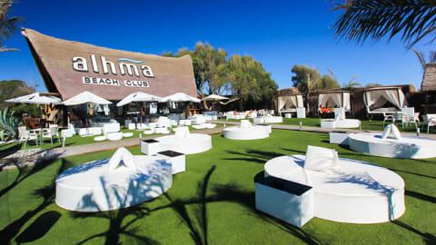 Alhma Beach Club (Playa del Palmar), Vejer De La Frontera