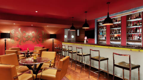 Levels Bar (Hotel Hilton), Bogotá