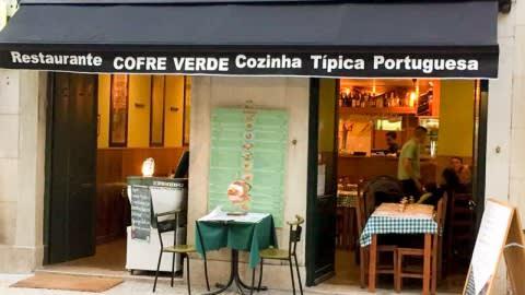 Cofre Verde, Lisbon