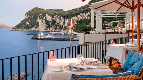 JKitchen Restaurant Capri, Capri