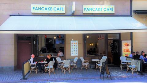 Pancake Café, Stockholm