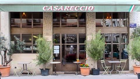 Casareccio, Lyon