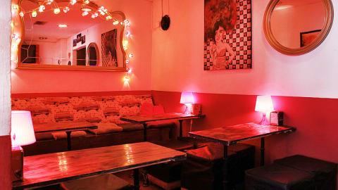 Chill Bar, Barcelona