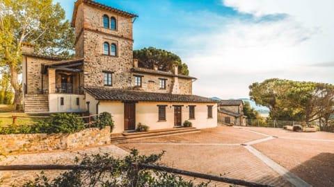 Hostaria dei Cavalieri Borgo Pulciano, Montone