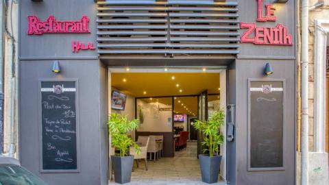 Le Zenith, Marseille
