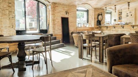 Vintage Barcelona Café, Barcelona