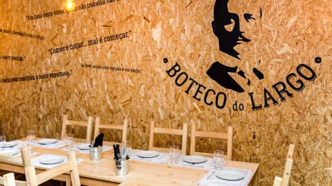 Boteco do Largo, Lisbon
