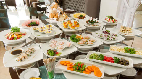 Restaurante Zendo (Radisson Hotel San Isidro), Lima
