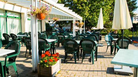 Restaurant des Tennis de Vernier, Vernier