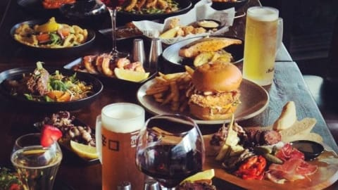 Koi Dining Lounge Bar, Broadbeach