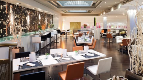 Novotel Café, Genève