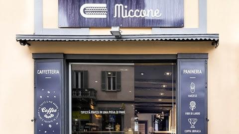Miccone, Pavia