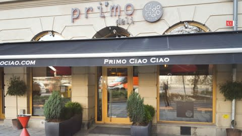 Primo Ciao Ciao Kungsbroplan, Stockholm