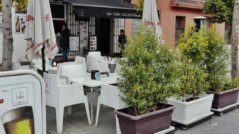 White Bar, Sevilla