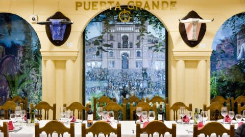 Puerta Grande, Madrid