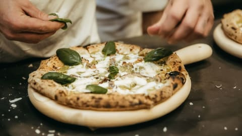 Lievità Ravizza - Pizzeria Gourmet, Milan