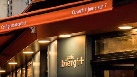 Cafe Biergit, Paris