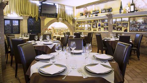 La Villetta dal 1940, Rome