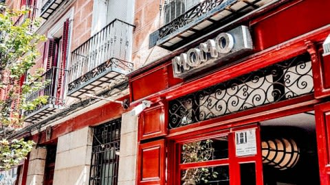 Momo, Madrid